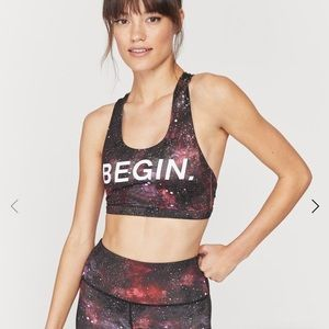 Spiritual Gangster Sports Bra